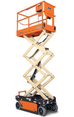 Scissor lift Type 3, Group A